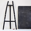 Blackboard and adjustable easel with pegs, c. 1930s