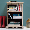 1930s painted pine bookcase: Library