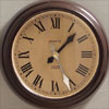 1940s bakelite wall clock, Magneta, London