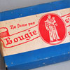 Unopened early-1900s French box of candles: St. Antoine