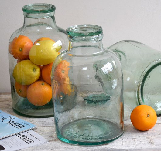 Victorian heavy-duty kitchen storage jar