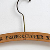 Early advertising coat hanger: George Viner, Malling