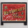 Whitbread's Ale & Stout advertising sign