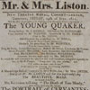 Theatre Royal Covent Garden playbill, Jun. 1811