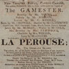 New Theatre Royal Covent Garden playbill, Sept. 1810