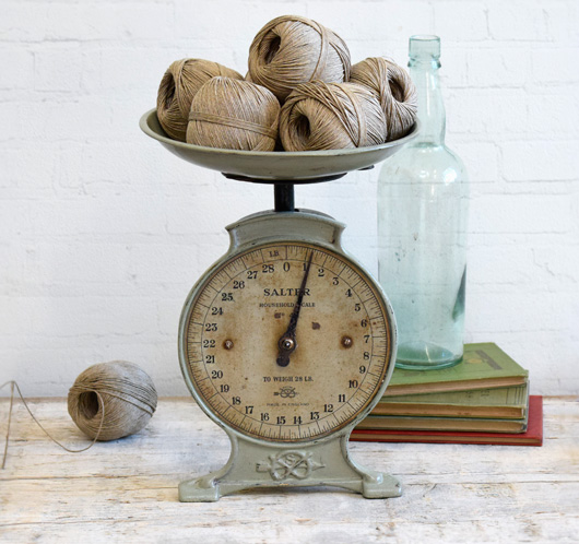 Victorian Salter Household Scale No. 46