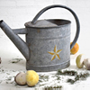 Early-1900s weathered French watering can