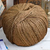 Antique extra-large ball of natural twine