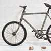 1930s French child's bicycle