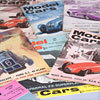 Complete set of 1967 Model Cars magazine